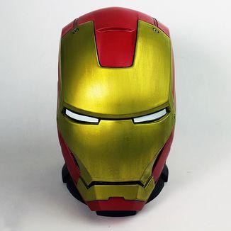 Hucha Casco Iron Man Marvel Comics