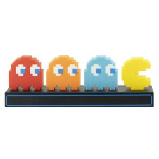 Lámpara 3D Ghosts Light PAC-MAN
