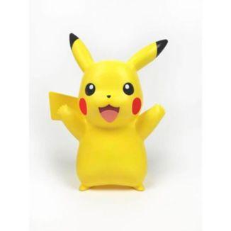 Lampara 3D Pikachu Pokemon 25 cm