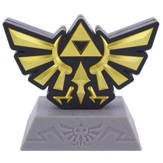 Lámpara Hyrule Crest Icon Light The Legend of Zelda