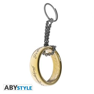 The Ring Keychain The Lord Of The Rings ABYstyle