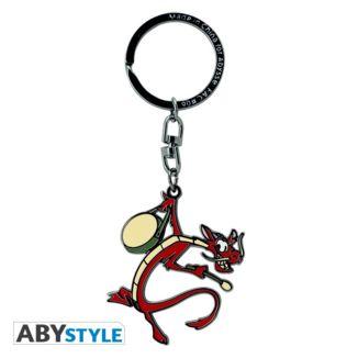 Mushu Keychain Mulan ABYstyle