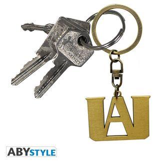 UA My Hero Academia Emblem Key Chain