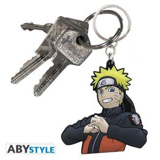 Naruto PVC Keyring Naruto Shippuden 4cms
