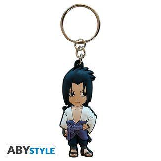 Sasuke PVC Keychain Naruto Shippuden