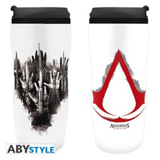Vaso de Viaje Assassin's Creed