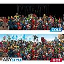 Taza Termica Marvel Heroes Marvel Comics