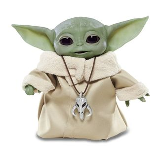 Peluche Baby Yoda The Child Star Wars The Mandalorian Animatronic