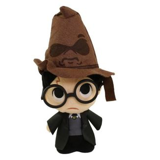 Harry Potter with Sorting Hat Plush Harry Potter