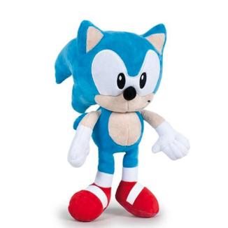 Peluche Sonic The Hedgehog 30cm