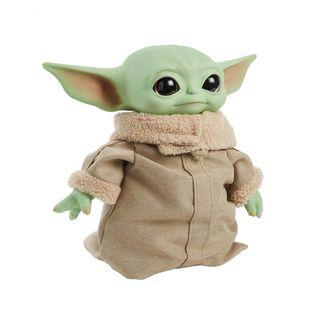 Peluche The Child Grogu Star Wars The Mandalorian 28 cms