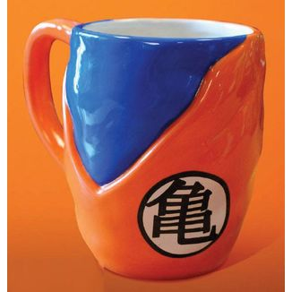 Goku Gi 3D Mug Dragon Ball Z