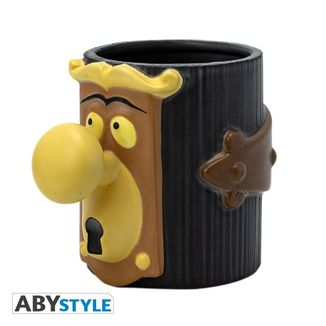 Doorknob 3D Mug Alice In Wonderland