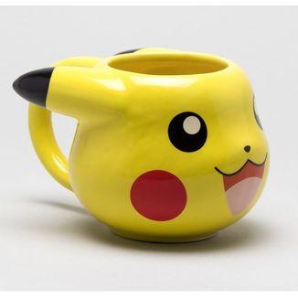 Pikachu 3D Mug Pokémon