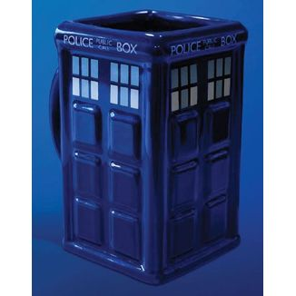 Taza 3D Tardis Doctor Who