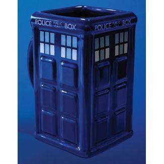 Taza 3D Tardis Doctor Who