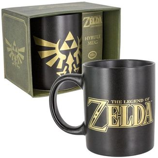 Hyrule Mug The Legend Of Zelda