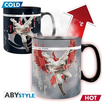 The Assassins Heat Change Mug Assassin's Creed