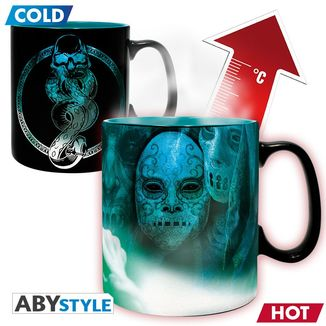 Voldemort Heat Change Mug Harry Potter