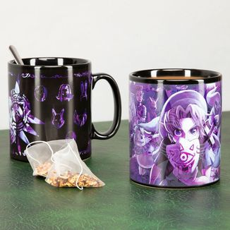 Taza Térmica XL Majora's Mask The Legend Of Zelda