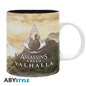 Taza Valhalla Landscape Assassin's Creed