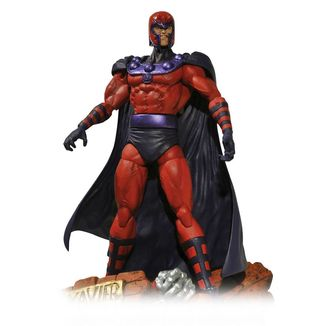 Figura Magneto Marvel Comics Marvel Select