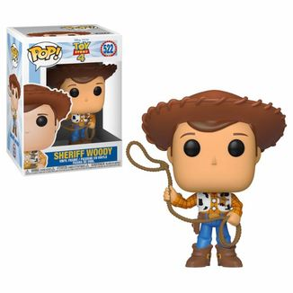 Funko Woody Toy Story 4 POP!