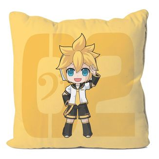 Copy Kagamine Vocaloid Rin Cushion Cover