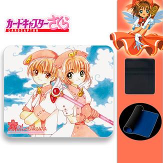 Alfombrilla Card Captor Sakura - Sakura y Shaoran Sky