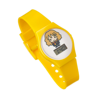 Reloj Digital Hermione Harry Potter Chibi