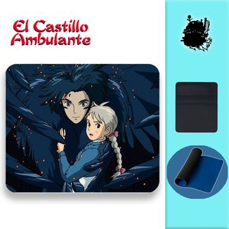 Mouse Pad Howl's Moving Castle - Howl Crow