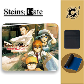 Mouse Pad Steins Gate - Selfie