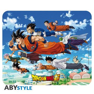 Dragon Ball Super Group Mouse Pad