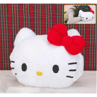 Plush Doll Hello Kitty Head