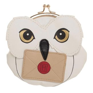 Monedero Hedwig Head Harry Potter