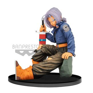 Future Trunks Figure Dragon Ball Z BWFC 2018