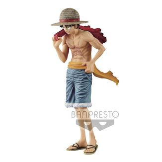 Figura Monkey D Luffy One Piece Magazine Vol 2