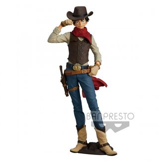 Monkey D Luffy Figure One Piece Treasure Cruise World Journey