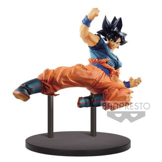 Figura Son Goku Ultra Instinct Sign Dragon Ball Super Son Goku FES