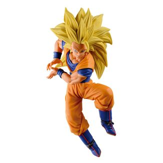 Figura Son Goku SSJ3 Dragon Ball Super BWFC