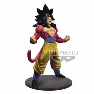 Figura Son Goku SS4 Dragon Ball GT Blood of Saiyans Special III