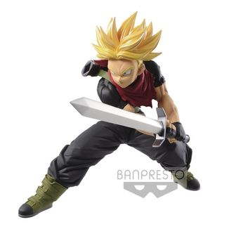 Trunks SSJ Figure Dragon Ball Heroes Transcendence Art 5