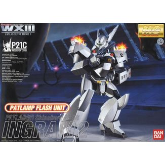 Model Kit Shinohara AV-98 Ingram 2 MG Patlabor