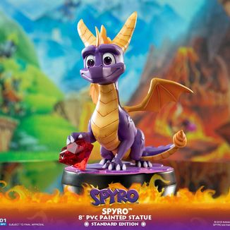 Spyro the Dragon Figure
