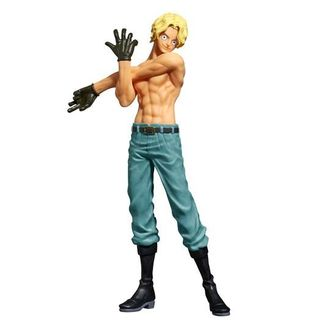 Figure One Piece - Sabo - The Naked 2017 Body Calendar vol 3