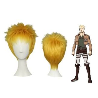 Reiner Braun Wig Attack on Titan