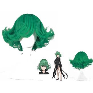 Peluca Tatsumaki One Punch Man