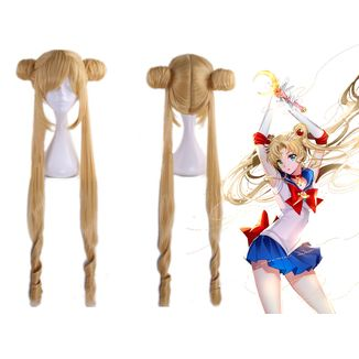 Peluca Usagi Tsukino #01 Sailor Moon