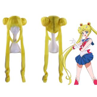 Peluca Usagi Tsukino #02 Sailor Moon