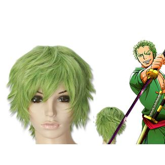 Zoro Wig One Piece